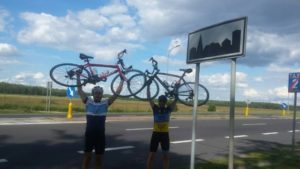 akcja rowery z wrocławia do olsztyna