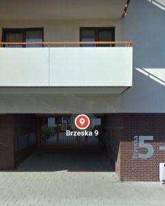 brzeska 9 siedziba