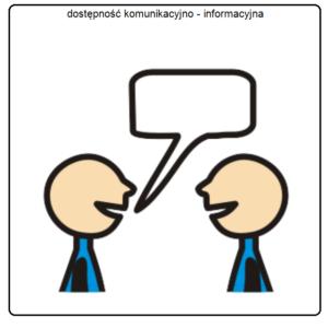 dostępność informacyjno - komunikacyjna a jednak