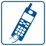 telefon - piktogram
